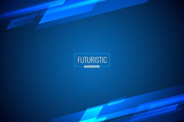 Futurystyczne tło