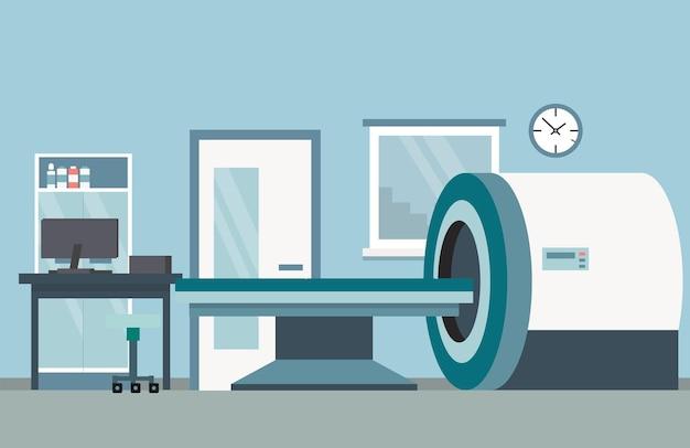 Gabinet terapii rezonansem magnetycznym