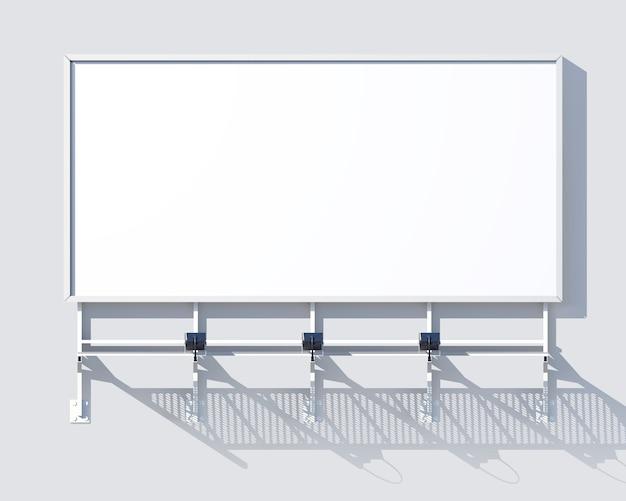 Galeria billboard blank