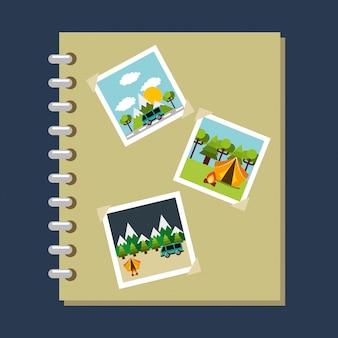 Galeria zdjęć album podróży wakacje