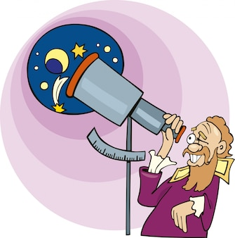 Galileusz - astronom