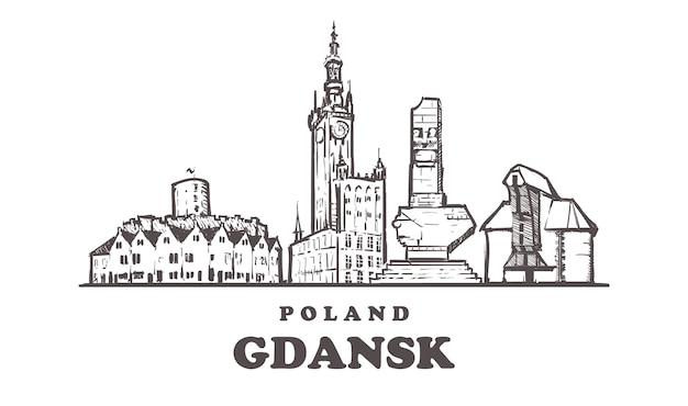 Gdańsk, polska