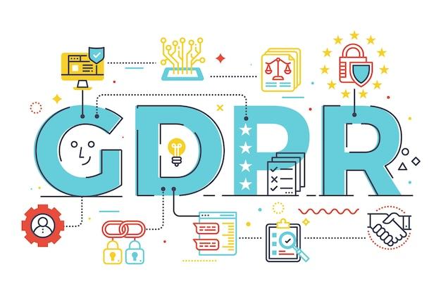 Gdpr (ogólne rozporządzenie o ochronie danych)