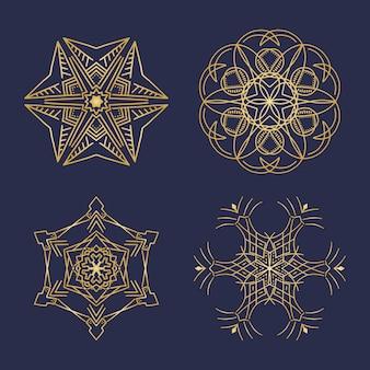 Geometryczna mandala