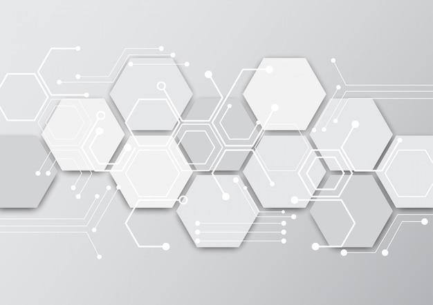 Geometryczna technologia high tech