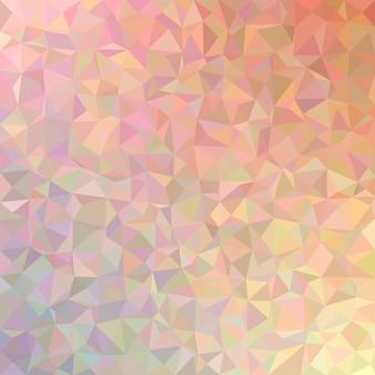 Geometryczne abstrakcyjne nieregularne trójkąty tła - wielokątów wektorowych ilustracji z kolorowych trójkątów