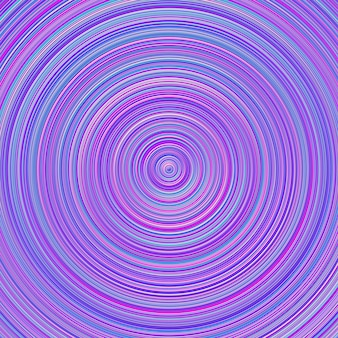 Geometryczne gradientu streszczenie koncentryczne koło tło