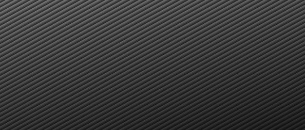 Geometryczne Liniowe Metalowe Tło Gradientowe Szare Cienkie Paski Premium Wektorów