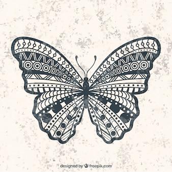 Geometryczne motyl