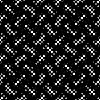Geometryczne streszczenie bezszwowe zaokrąglony kwadrat wzór tła