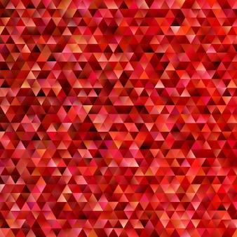 Geometryczne streszczenie regularne trójkąt tło mozaiki