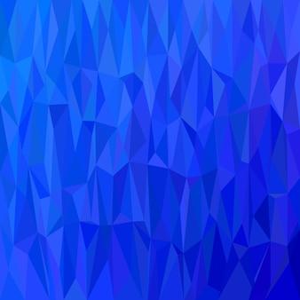 Geometryczne streszczenie trójk? t tle wzór - wielokąt mozaiki ilustracji wektorowych z trójk? tami w odcieniach niebieskiego