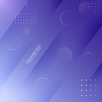 Geometryczne tło kompozycja dynamicznych kształtów z kolorami