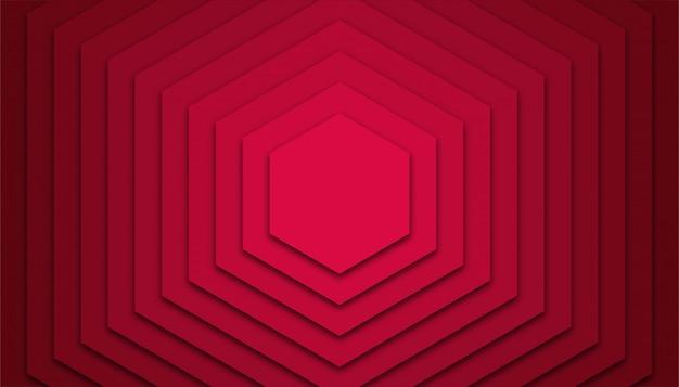Geometryczne tło z kształtów cięcia papieru