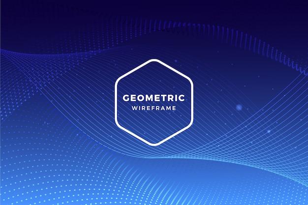 Geometryczne tło