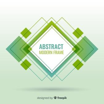 Geometryczny abstrakcjonistyczny tło