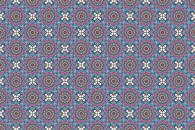 Geometryczny wzór, element koła