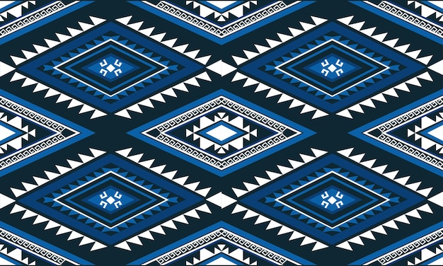 Geometryczny wzór etniczny bez szwu. projekt tła,dywan,tapeta,odzież,owijanie,batik,tkanina,wektor illustration.embroidery stylu.