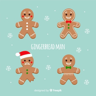 Gingerbread man pack