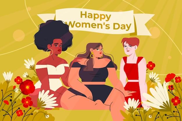 Girl power międzynarodowy dzień kobiet