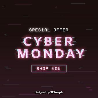 Glitch cyber poniedziałek oferta