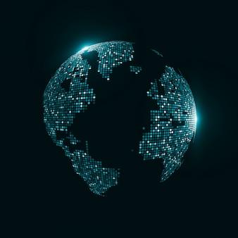 Glob technologii