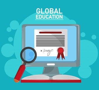 Globalna edukacja na odległość