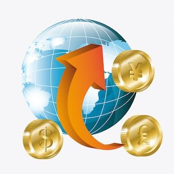 Globalna gospodarka, pieniądze i biznes