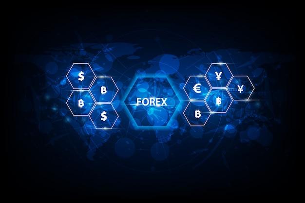 Globalne tło waluty