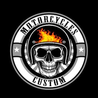 Godło logo motocykla