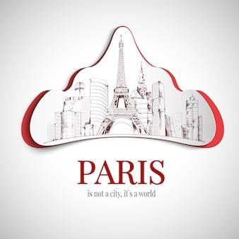 Godło miasta paryż
