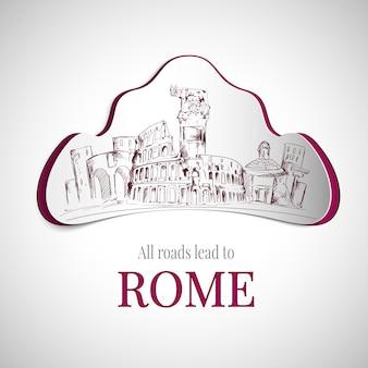 Godło miasta rzym