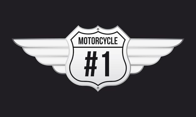 Godło motocykla