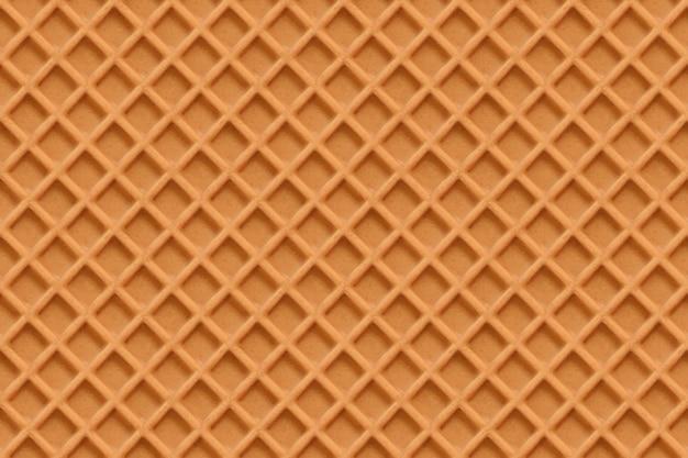 Gofry, tekstura