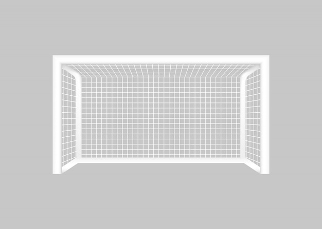 Gol piłki nożnej
