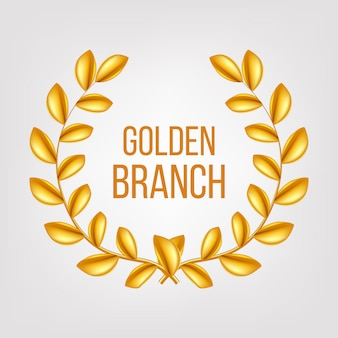 Golden branch