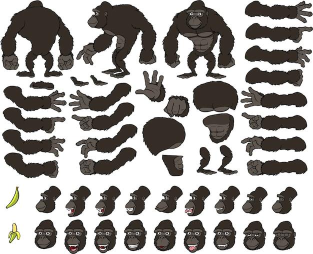 Gordy gorilla