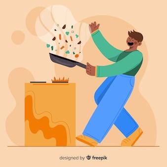 Gotowanie człowieka