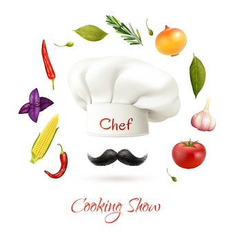 Gotowanie show concept