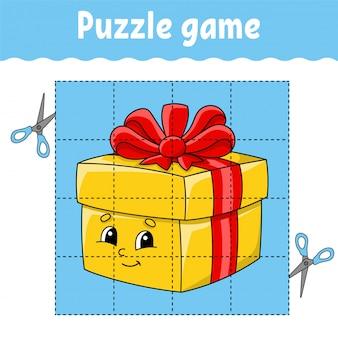 Gra logiczna dla dzieci. arkusz rozwijający edukację. gra edukacyjna dla dzieci.