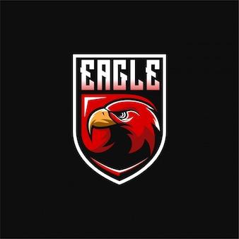 Gra logo eagle
