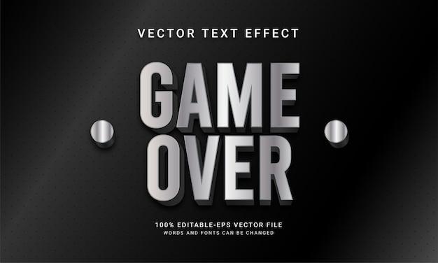 Gra nad edytowalną grą o tematyce tekstowej