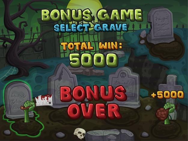 Gra premiowa do automatów zombie