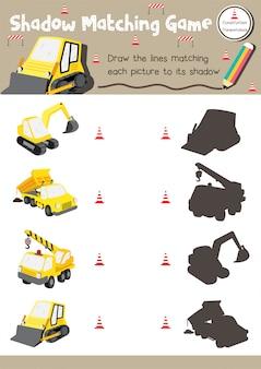 Gra w dopasowywanie cieni transport