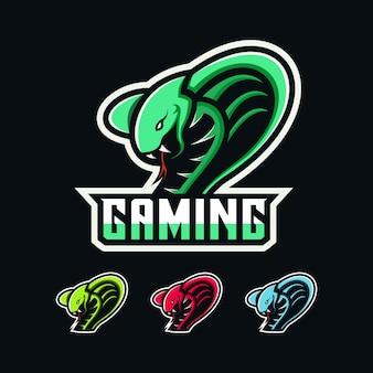 Gra z logo cobra