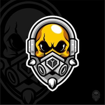 Gracz skull