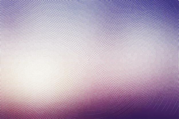 Gradient kolorów półtonów. kolorowe tło.