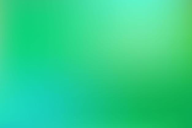 Gradient tła w odcieniach zieleni