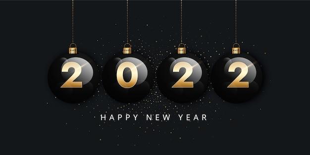 Gradientowa ilustracja nowego roku