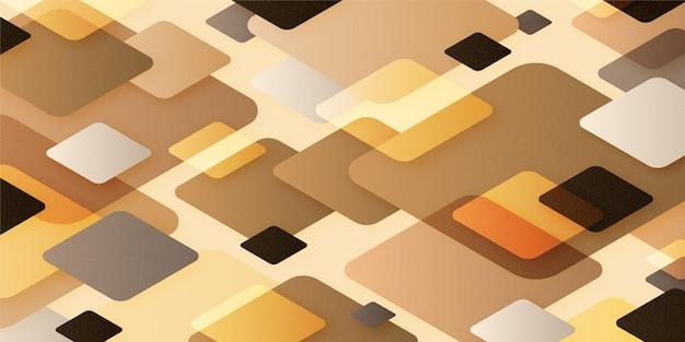 Gradientowa tapeta geometryczna